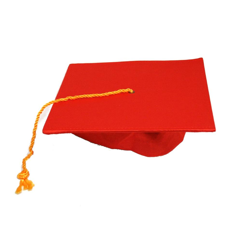 999x999 Red Graduation Cap