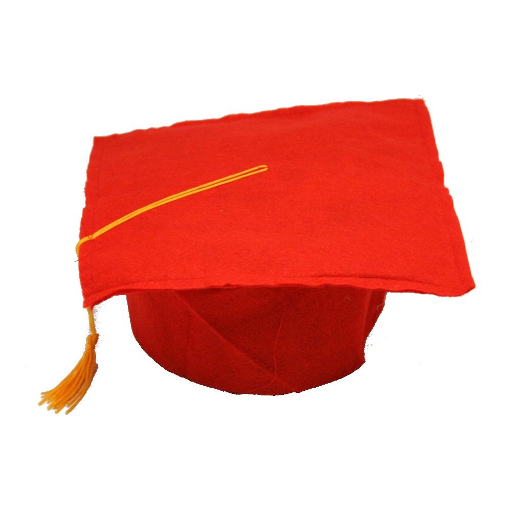 999x999 Felt Graduation Cap