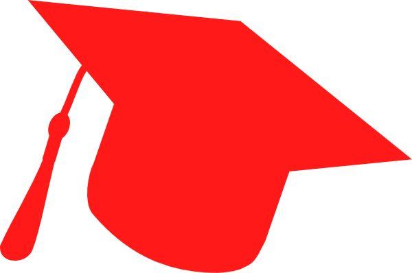 600x398 Flying Graduation Caps Clip Art Graduation Hat Clip Art