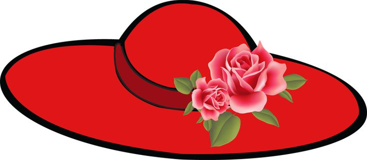 736x322 Clip Art Of Many Different Types Of Hats Red Hats, Clip Art