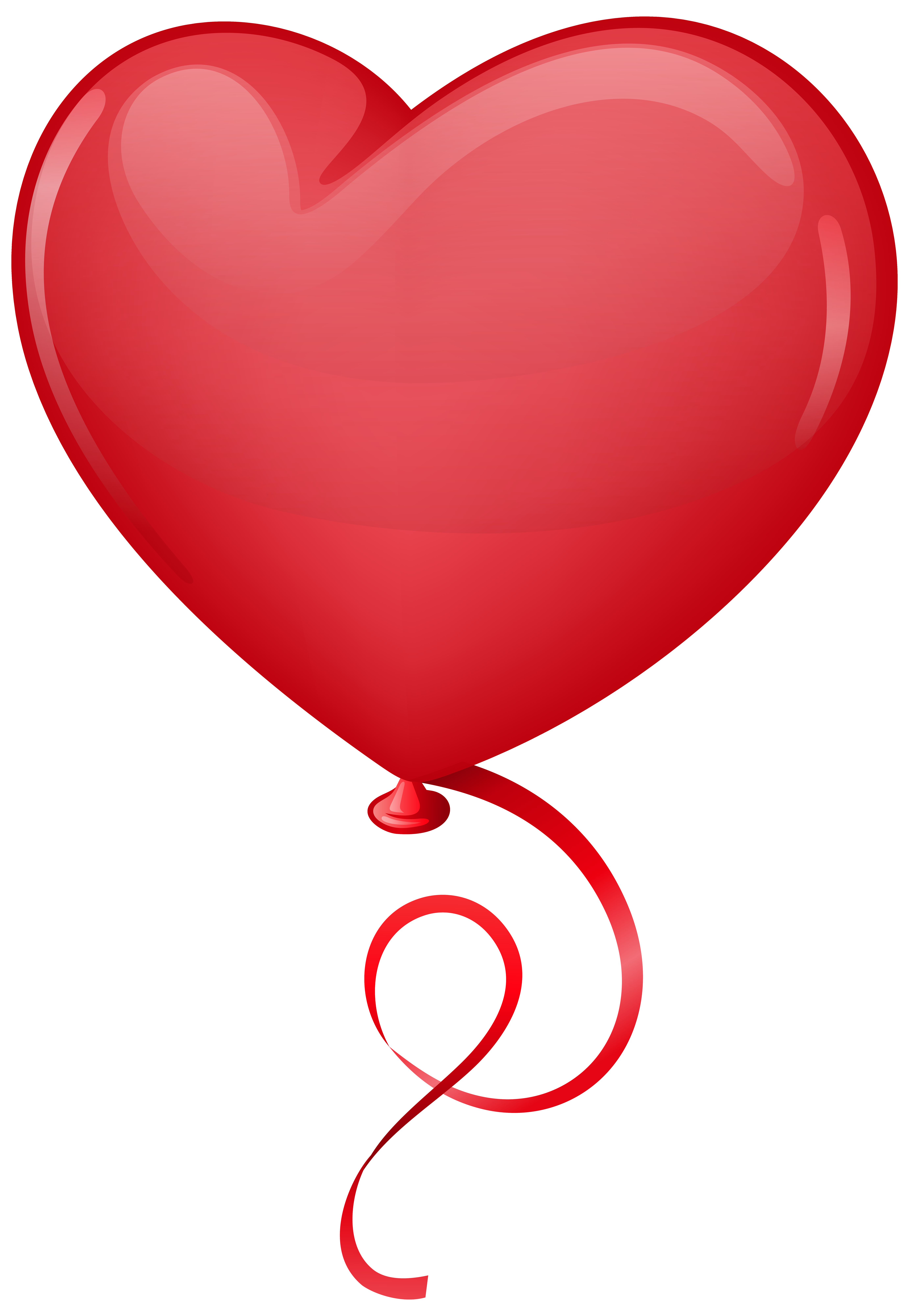 5526x8000 Red Heart Balloon Clip Art Png Imageu200b Gallery Yopriceville