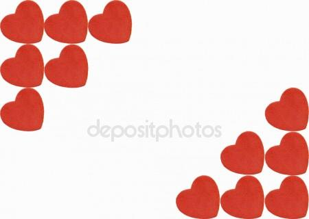 450x320 Red Heart Border Stock Photos, Royalty Free Red Heart Border