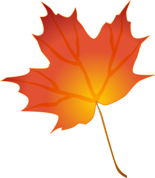 Red Maple Leaf Clip Art