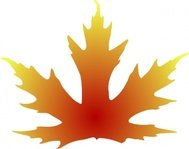 189x149 Maple Leaf Stencil Printable Vector