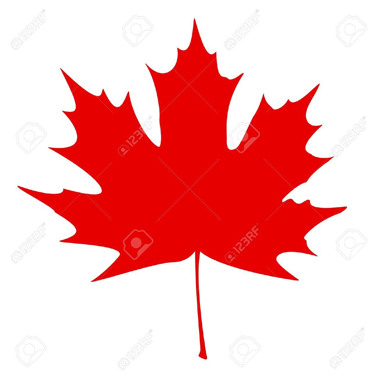 1300x1300 Maple Leaf Clipart Canadian Flag