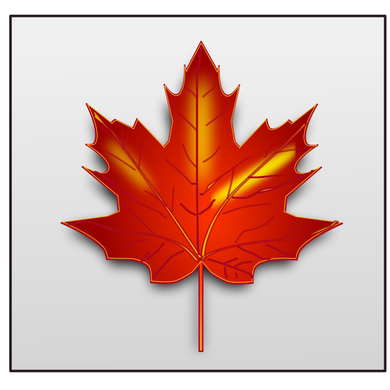 800x800 Maple Leaf Free Vector 4vector
