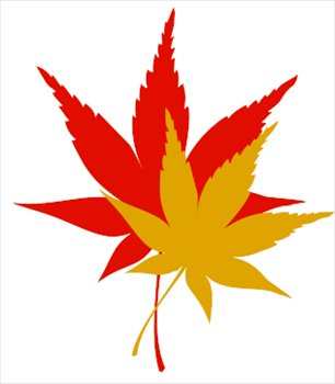 306x350 Maple Leaf Free Leaves Clipart Graphics Images And Photos