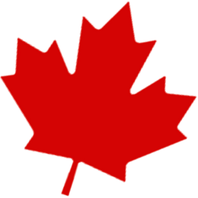 400x400 Red Maple Leaf Transparent Png