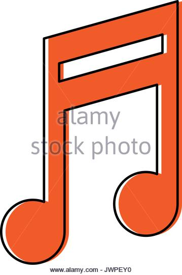 359x540 Graphic Art Music Note Quarter Stock Photos Amp Graphic Art Music