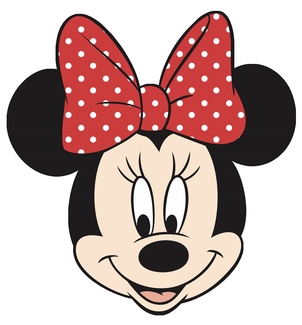 1000x1078 Minnie Mouse Number 1 Clipart