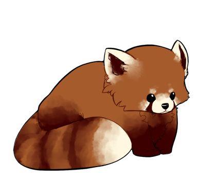 420x350 332 Best Red Pandas Images Digital Art, Cats