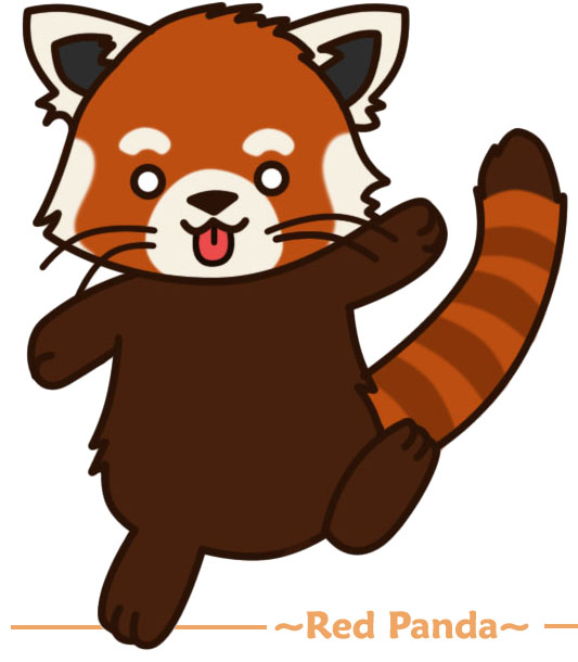 533x610 Red Panda By Sunflowerracoon