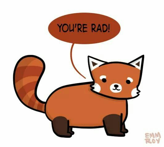 532x476 49 Best Red Panda Images Animal Paintings, Crayons