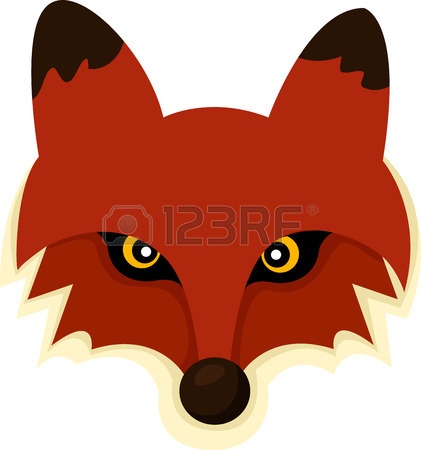 421x450 Vector Illustration Of Red Panda Cartoon Style Royalty Free