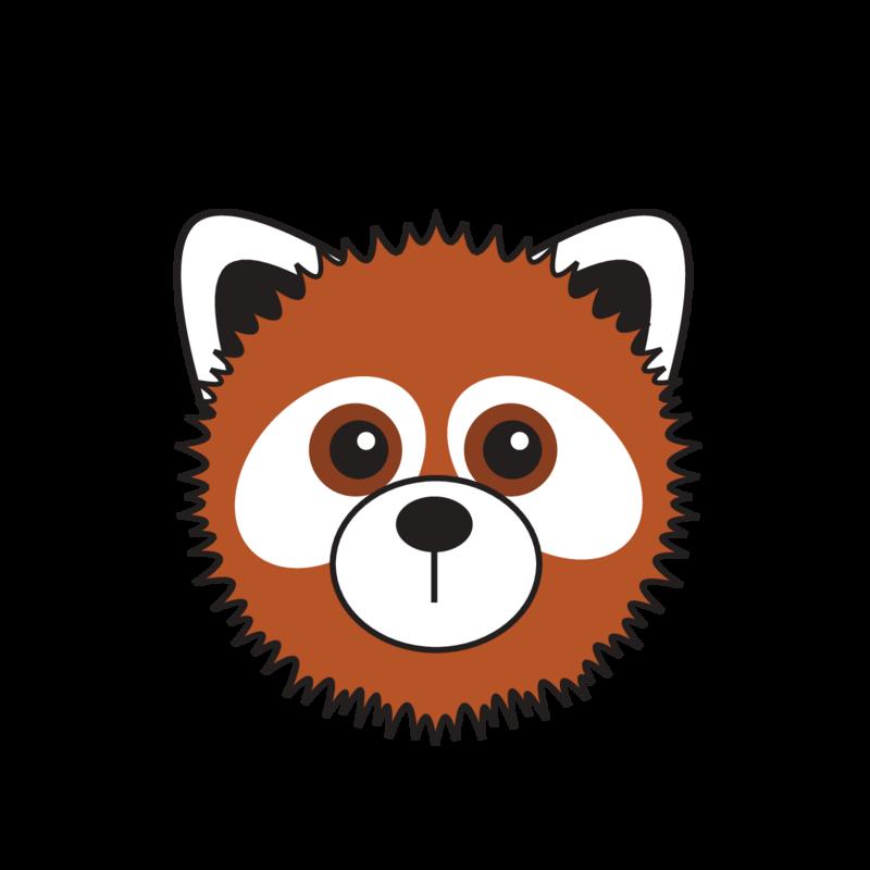 800x800 Animaru Red Panda