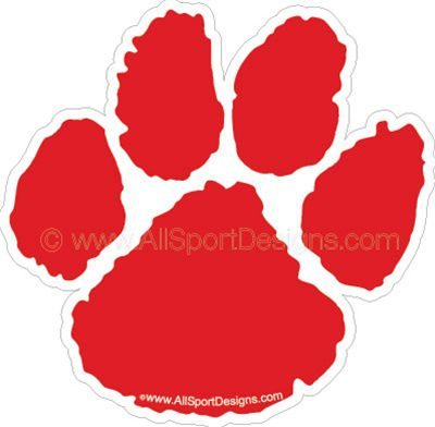 400x392 Car Decals, Magnets, Floor Wall Decals, Fundraising For Paw Print.