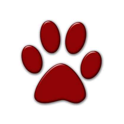 420x420 Cat (Cats) Paw Print Icon