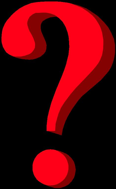 470x766 Question Mark Clipart Bacteria