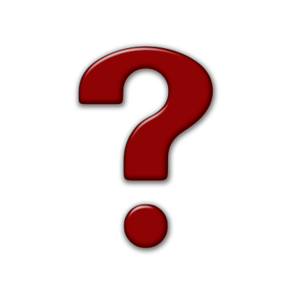 420x420 Simple Question Mark Icon