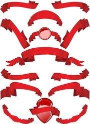 180x249 Scissors Cut Red Ribbon Clip Art, Vector Scissors Cut Red Ribbon