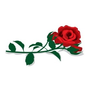 300x300 Red Roses Clip Art Free Free Clipart Images
