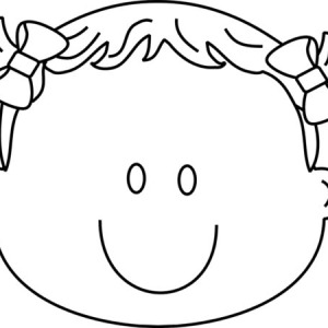 300x300 Sad Face Coloring Page Sad Face Coloring Page