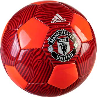 334x334 Adidas Manchester United Ball