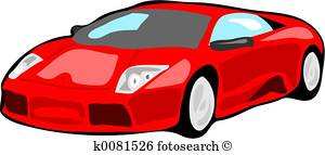 300x143 Sports Car Illustrations And Stock Art. 10,044 Sports Car
