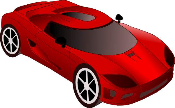 600x371 Sports Car Car Clipart Sports Clipartfest