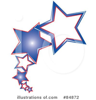 Red White And Blue Border Clipart