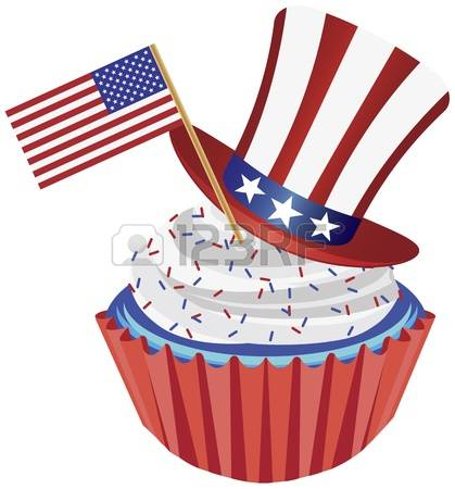 419x450 Red White Clipart