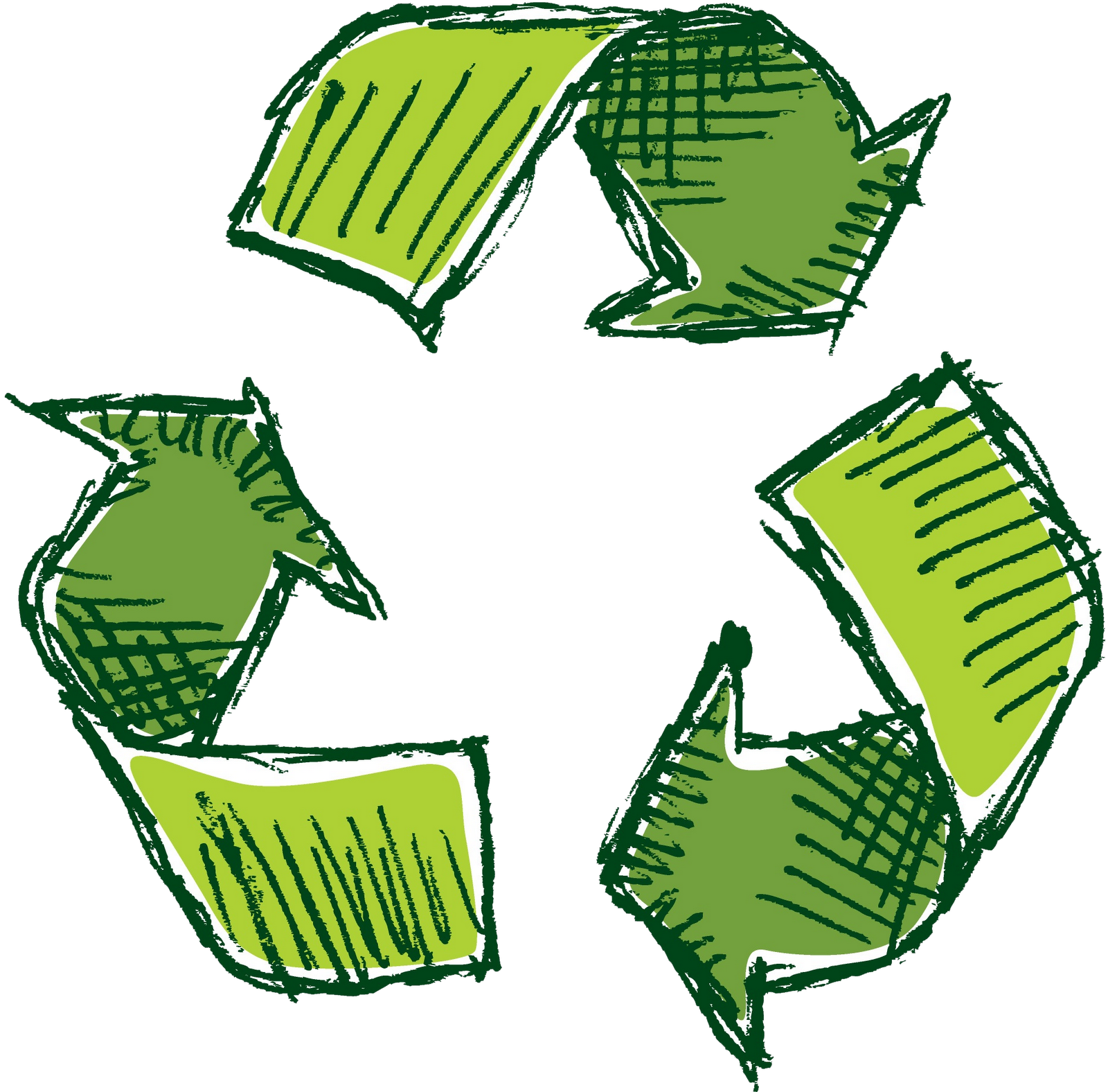1600x1576 Reduce! Reuse! Recycle! Good Green Life