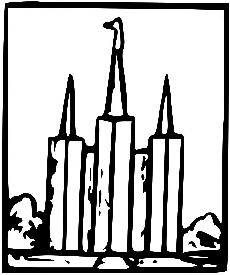 747x895 City Buildings Clipart