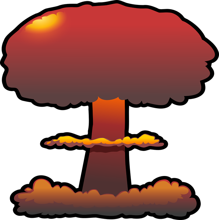716x720 Explosion Clipart War