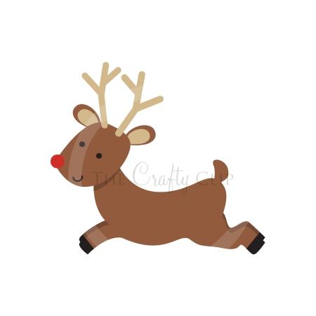 450x450 Reindeer The Crafty Clip Blog Clipart