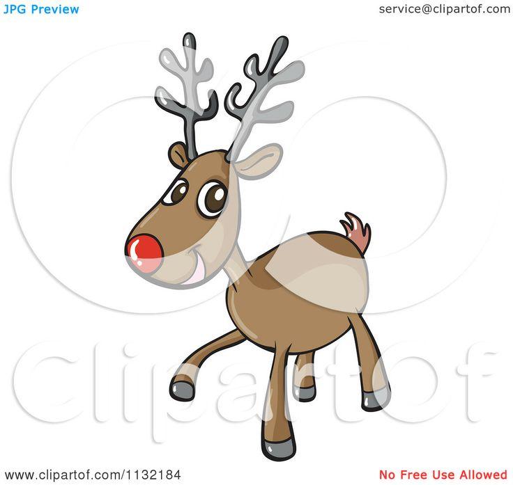 736x697 The Best Cartoon Reindeer Ideas Rudolph Cartoon