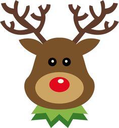 236x253 Christmas Reindeer Clipart