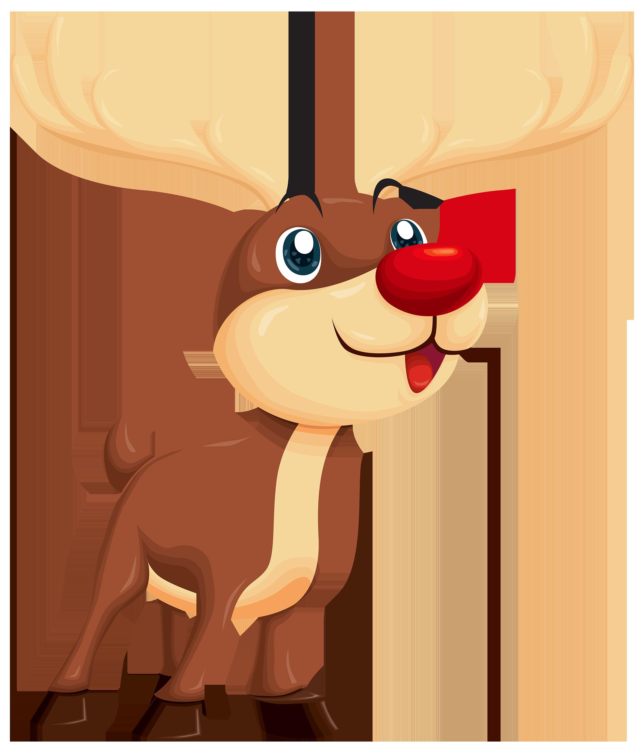 2138x2500 Horns Clipart Rudolph