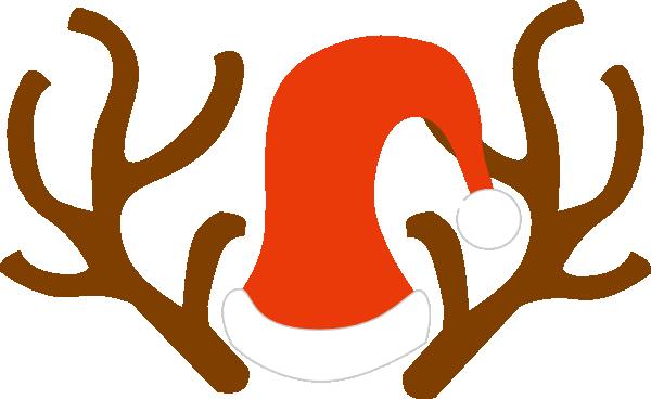 600x368 Rudolph Clipart