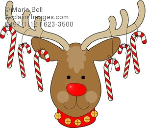 Reindeer Games Cliparts