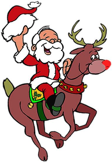 381x553 Free Christmas Clipart