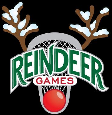 370x380 Reindeer Games Clipart