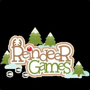 300x300 Reindeer Games Cliparts