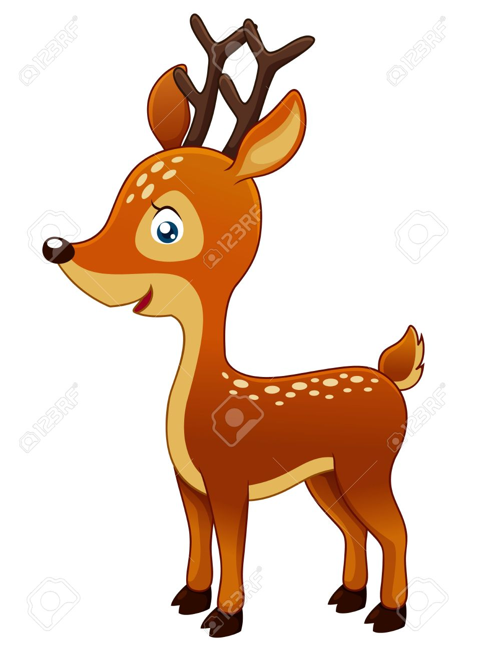 975x1300 Reindeer Clipart Tail