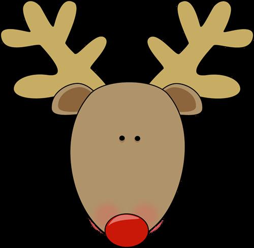 500x488 Transparent Reindeer Cliparts