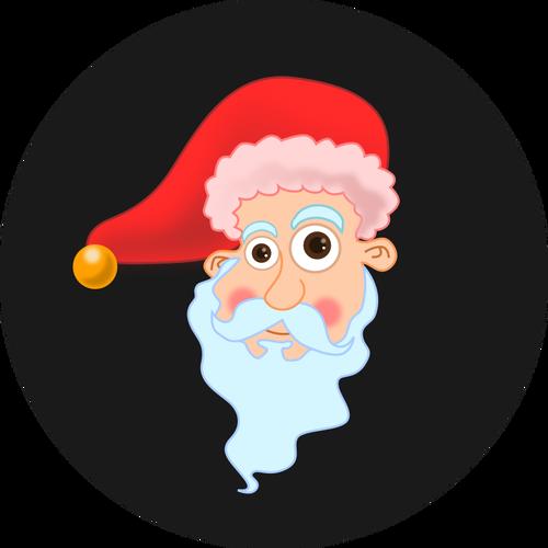 500x500 980 Free Christmas Clip Art Santa Reindeer Public Domain Vectors