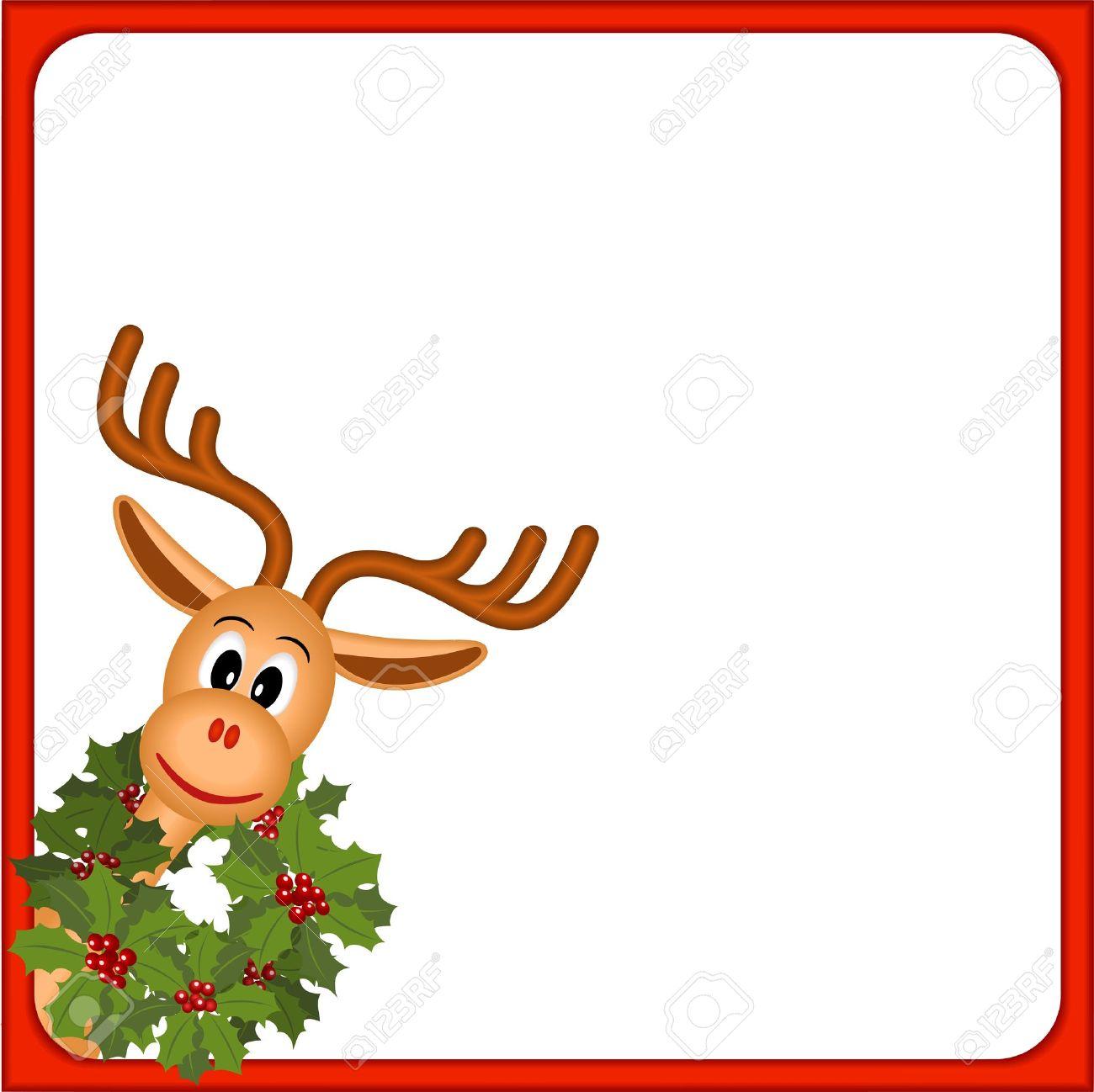 1300x1298 Christmas Borders Clipart
