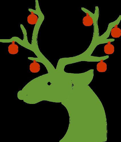 Reindeers Clipart