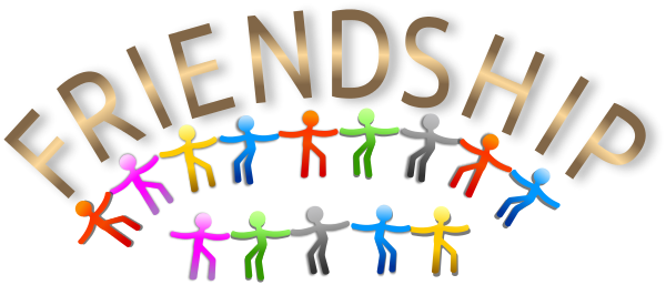 600x257 Friendship Clip Art Download Friendship Club