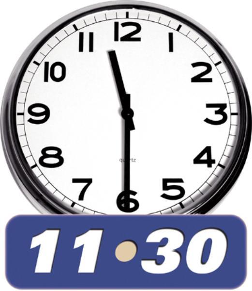 521x600 Clock Clipart 10 Am